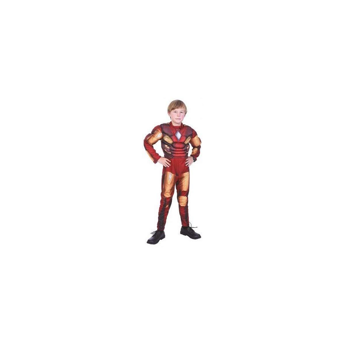 Partypro Disfraz de Super Robot 7-9 años: Amazon.es: Juguetes y juegos