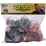 Healthy Herp Instant Meal Box Turtle Food Variety Pack