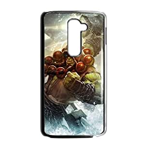 LG G2 phone case Black Thrall World of Warcraft WOW TTR6947361
