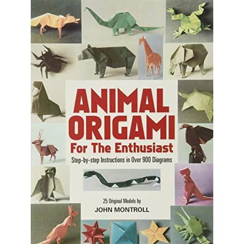 Animal Origami for the Enthusiast: Step-by-Step Instructions in Over 900 Diagrams/25 Original Models (Dover Origami Papercraft) Tapa blanda – Ilustrado, 28 marzo 2003 a buen precio