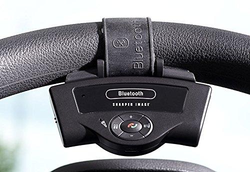 sharper-image-steering-wheel-bluetooth-speakerphone