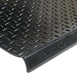 """Rubber-Cal """"Diamond-Plate Non-Slip Rubber Tread"""
