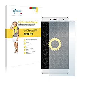 Vikuiti MySunshadeDisplay protector de pantalla ADQC27 de 3M para Elephone S3