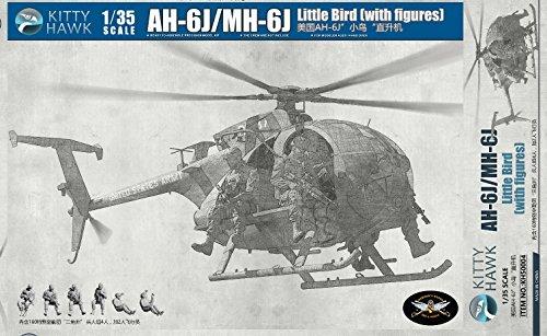 Kitty Hawk KH50004 1/35 AH-6M/MH-6M night talker [MODEL BUILDING KIT] …