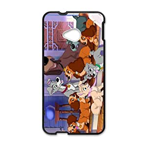 Personal Customization Lady and the tramp Case Cover For HTC M7