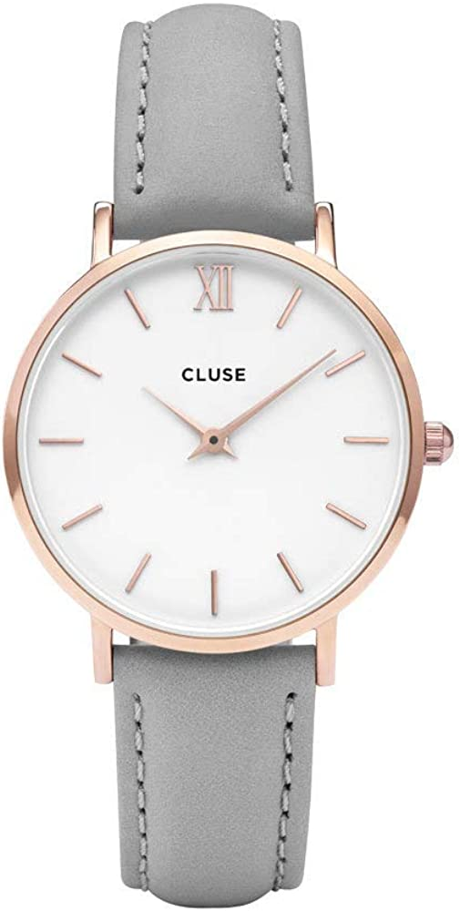 Cluse Watch – MINUIT Rose Gold