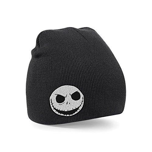 Nightmare Before Christmas Beanie Skull Merchandise Berretti