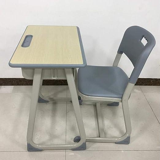 Mesas Escritorio Y Silla , Pupitre De Escuela Altura Fija ...