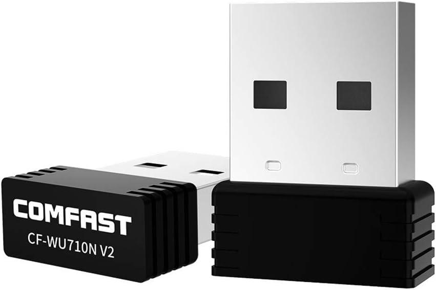 802.11N 150Mbps USB2.0 Interface Desktop Laptop Network Card USB Wireless Network Card WiFi Dongle MMFFYZ USB Wireless Adapter