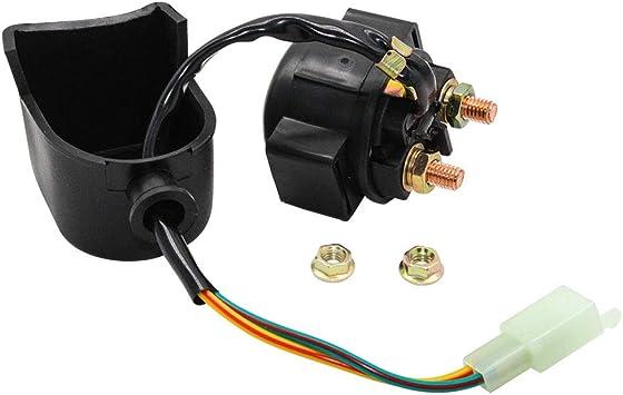Cyleto solenoide de arranque del relé para Honda TRX450ES ...