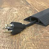 Cable Man 6000-G10C Floor Cord Cover Protector