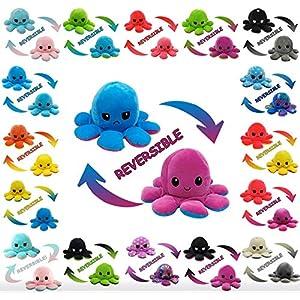 FOYS Octopus Soft Toys (Flip...