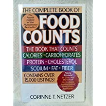 The Complete Book of Food Counts by Corinne T. Netzer (1997-03-02)