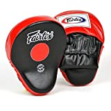 Fairtex FMV9 Ultimate Contoured Focus Mitts Boxing Punch Muay Thai MMA Pads Equipment Thai Boxing Pad