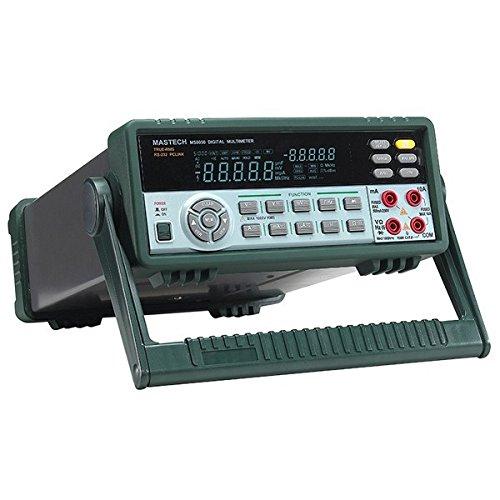 MASTECH MS8050 High-Precision Bench Digital multimeter DCV0.03% Ture RMS VFD 53000 1uV 0.1ohm USB for R & D + measure + Lab