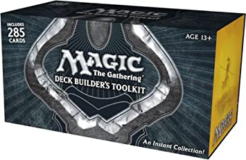 Magic The Gathering WTC603210000 - Deck Builders Toolkit ...