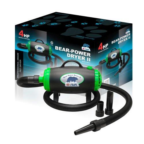 B-Air Dryers Bear Power 2 High Velocity Dryer, My Pet Supplies
