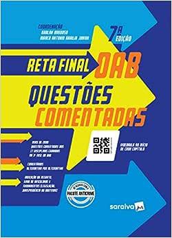 Reta Final OAB - Questões Comentadas - 7ª Edição 2020