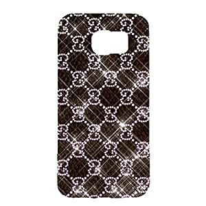 Gucci Logo Phone Case Delicate Design 3D Phone Back Case Cover for Samsung Galaxy S6 Gucci Logo