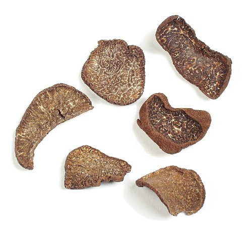 Sliced Black Truffles, 1 Pound Box