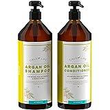 Calily Life Organic Moroccan Argan Oil Shampo
