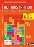 Administration 1re/Tle Bac Pro
