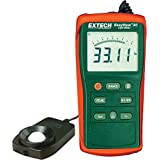 Extech EA30 EasyView Wide Range 40 Foot Candles to 40,000 Foot Candles Light Meter