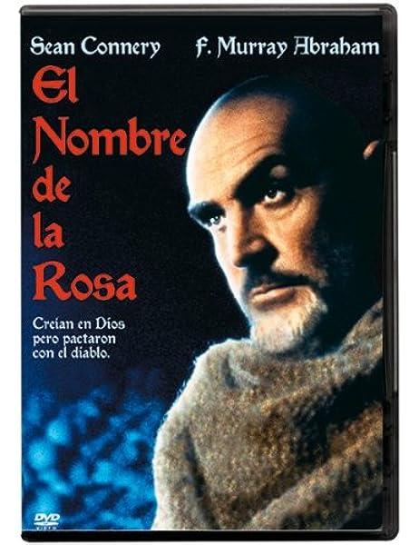 El Nombre De La Rosa [DVD]: Amazon.es: Sean Connery, F ...