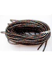 YYCRAFT 15 Yards Mesh Tube for Craft Deco Flex for Wreaths Cyberlox CRIN Crafts 8mm 3/8-Inch Halloween Decoration(Black Rainbow)