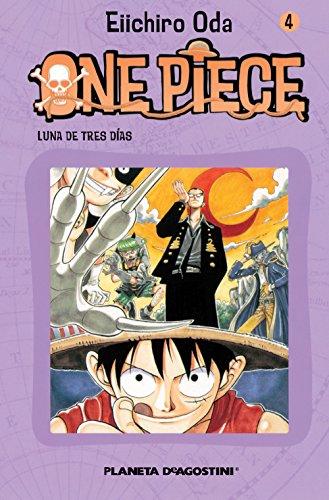 Descargar Libro One Piece Nº 04: Luna De Tres Días Eiichiro Oda