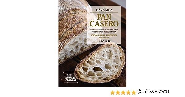 Pan casero by Ibán Yarza Herrero(2015-10-01): Amazon.es: Ibán ...