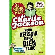 Les bons plans de Charlie Jackson, Tome 1