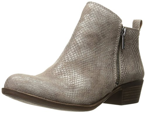 Brand Lucky Women's Taupe Boot Basel fOqqxTw