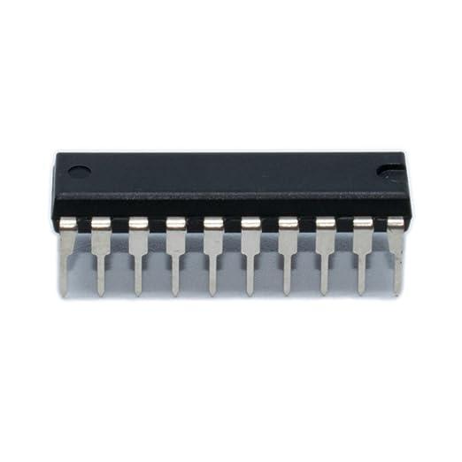 3x 74LS241 IC digital 3-state, buffer, line driver Channels8 DIP20