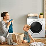 COSTWAY Electric Compact Laundry Dryer, 13LBS