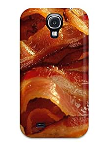 2724587K91424384 Top Quality Rugged Bacon Case Cover For Galaxy S4