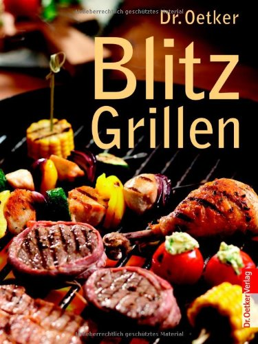 I Read O Dr Oetker Blitz Grillen By Dr Oetker Ebook Or Kindle Epub