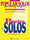 Popular Solos for Young Singers (Vocal Collection) with online audio