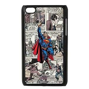 iPod Touch 4 Case Black Marvel comic EUR Unique Phone Case For Women