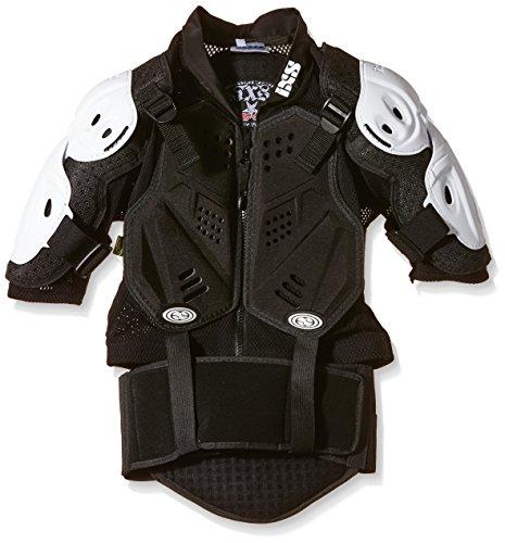 IXS Erwachsene Body Armour Hammer Jacket, White, L/XL, IX-PRT-8400
