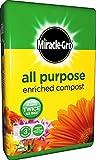 Garden Compost Miracle-Gro Multi Purpose Compost 20L Massive Bag Fertilizer