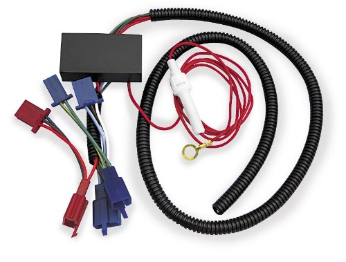 Show Chrome - 52-694 - Electronic Wire Harness 2001-2010 Honda Goldwing GL1800 (Electronically Isolated Fuse)