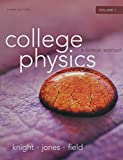 College Physics : A Strategic Approach Volume 1 (Chs. 1-16) and MasteringPhysics with Pearson EText -- ValuePack Access Card Package, Knight, Randall D. and Jones, Brian, 0321994132