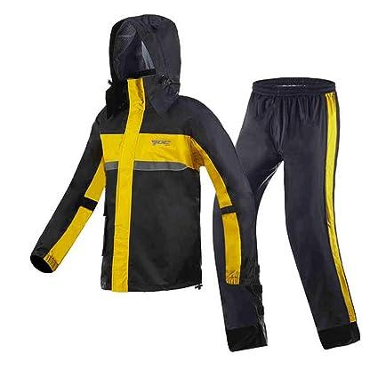 timeless design 02ae4 3498d Piumino impermeabile Tuta da pioggia per uomo Abbigliamento ...