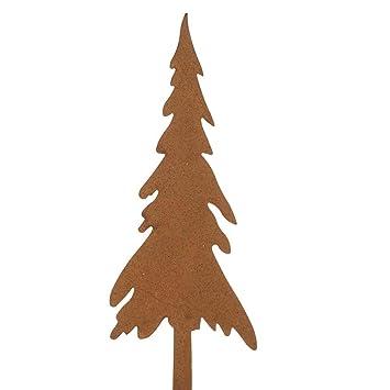 Rostiger Tannenbaum.Amazon De Florissima 8x Rostige Tannenbaum Picker Sticker