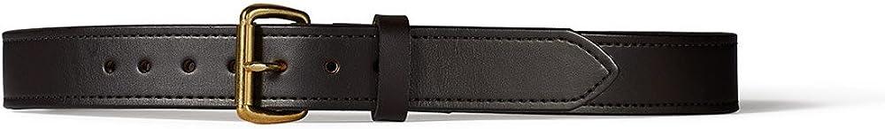 Filson 1.5 Inch Double Belt Brown