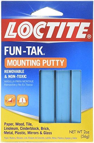 (Henkel #1087306 2OZ Mount Putty 5 Pack)