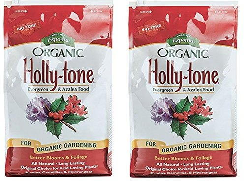 (Espoma HT4 Holly-Tone 4-3-4, 4 Pounds (2 PACK))