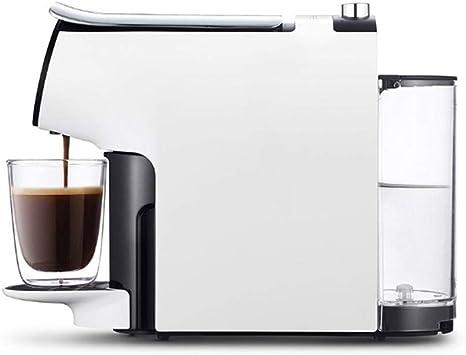 Dinglihuaqu Profesional Espresso CappuccinoCoffee Fabricante Extraíble eléctrico Cafetera automática hogar Pequeño Mini portátil Multi-Sabor Máquina de café Máquina de cápsulas de café: Amazon.es: Deportes y aire libre