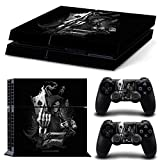 Vinyl Decal Protective Skin Cover Sticker for Sony PS4 Console And 2 Dualshock Controllers #06